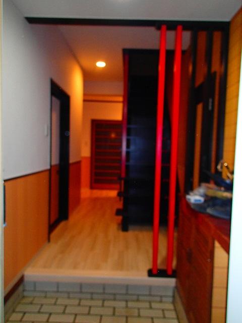 M 様邸内装工事 廊下